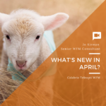 What's New in April