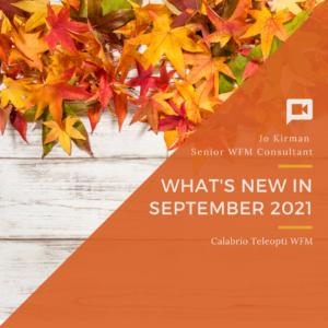 New Calabrio WFM QPC